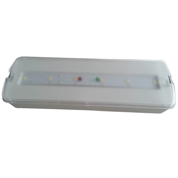 IP65 LED Waterproof Emergency Light with Nickel - Cadmium Battery for Fire Fighting Safety